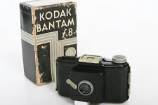 Kodak Bantam F8 Camera With original box
