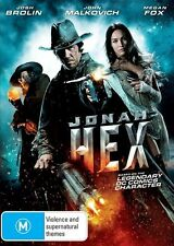 Jonah Hex DVD NEW