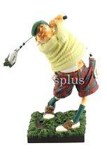 Guillermo Forchino Comic The Golf player Forchino Art Figurine Sculpture Statue
