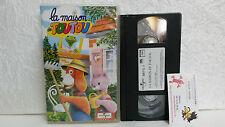 VHS originale La Maison De Toutou 1 Polygram Vidéo ORTF K7 épuisé Universal VF