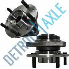 Pair (2) New Wheel Hub & Bearing Assembly for Classic Chevy Buick