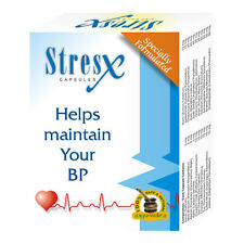 Herbal Supplements For High Blood Pressure To Lower Down High BP 120 Stresx Caps