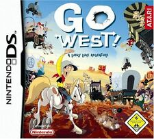 LUCKY LUKE: GO WEST! Nintendo DS *New & Sealed*