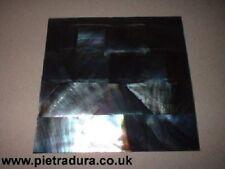 Natural Black Pearl Shell Laminate Sheet 4x4