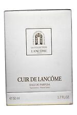 Cuir De Lancome 1.6/1.7oz. Edp Spray For Women New In Box