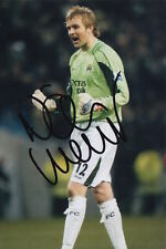 MANCHESTER CITY HAND SIGNED NICKY WEAVER 6X4 PHOTO 3.