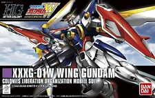 Gundam 1/144 #162 HGAC After Colony XXXG-01W Wing Gundam Model Kit Bandai