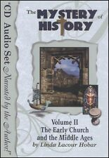 Mystery of History 2: Early Church and the Middle Ages CD Audio Set