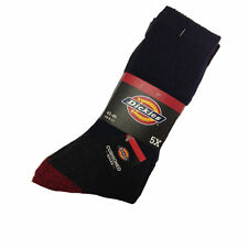 Dickies Thick Winter Socks 5  Pack Use Cushion Crew Socks Steel Toe Shoes/ Boots