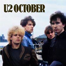 October by U2 CD Jun-1990 Island - Excellent Condition