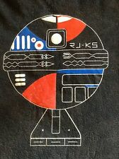 Kid Robot This is not the Droid you are looking for Men's Black Shirt Size XL