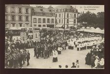 France Brittany STE ANNE d'AURAY Religious Procession c1910s? PPC