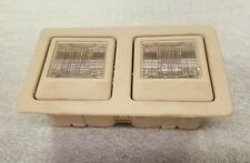 1995 1996 1997 Lincoln Town Car Cartier interior front lights Ivory