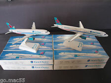 6 First Choice Airways Airbus A320 & 6 Airbus A321 Push Fit Models 1:200 Scale