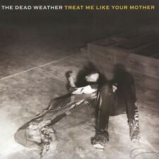 "Dead Weather, The - Treat Me Like Your Mother (Vinyl 7"" - 2009 - US - Original)"
