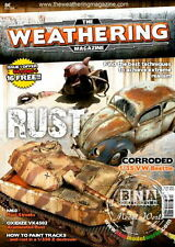 """The Weathering Magazine - Issue No.1 """"Rust"""" A.MIG-4500"""
