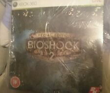 BioShock 2 collector edition limited brand new and sealed