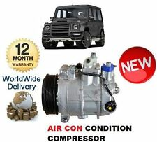 FOR MERCEDES G320 G500 G55 G270CDi 1997--  AC AIR CON CONDITIONING COMPRESSOR
