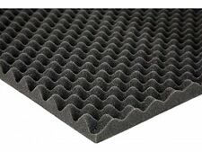 "Professional Egg crate Acoustic Foam. 2.5 X 48"" X 96"" (1 Piece) made in the USA."