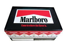 Vintage Case Of Marlboro Cigarette Match Boxes With 50 Packs Of Matchsticks