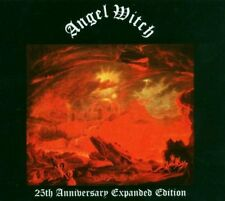 Angel Witch - 25th Anniversary Expanded Edition 2CD NWOBHM *NEW*