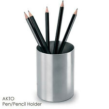 Blomus AKTO stainless steel pen pencil cup holder  #63207