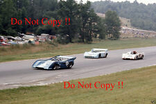 Francois Cevert McLaren M8F Road Atlanta Can Am 1972 Photograph 1