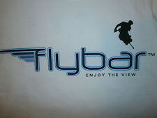 FLYBAR T SHIRT Enjoy the View Pogo Stick X Extreme Jumping Sports bounce Fly