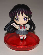Sailor Moon Mars Rei Hino (A) MegaHouse Petit Chara Land School Life Mini Figure