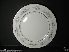 "2  8 1/4"" MELISSA NORITAKE SALAD OR LUNCHEN  PLATE # 3080"