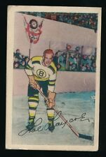 1952-53 Parkhurst Hockey #71 HAL LAYCOE (Boston Bruins)