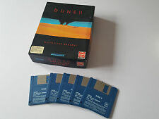 Dune 2, Fair Condition, Commodore Amiga Game, Tested, #113