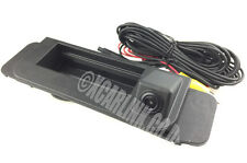 Boot Handle Rear Reversing Camera for Mercedes C Class (W205) 2014