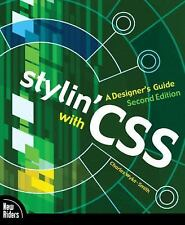 Stylin' with CSS: A Designer's Guide (2nd Edition), Wyke-Smith, Charles, Good Bo