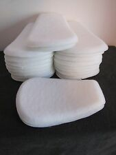 10 pairs (20) Heel Pads - Insole Cushions - Foot Care - Feet Shoe Insert