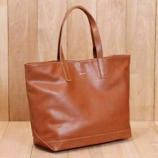 Matt & Nat Vegan Schlepp Tote Bag NEW vegetarian fashion Chili brown $130 Spring