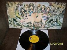 BLACK OAK ARKANSAS High On The Hog 1973 ATCO GF LP SD 7035 EXC-