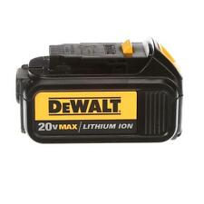 2016 DeWALT DCB200 20V 20 Volt Max 3.0 AH Lithium Ion Fuel Gauge Battery