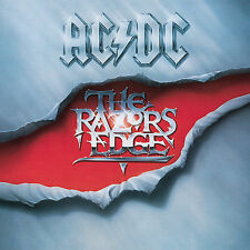 ACDC CD RAZORS EDGE REMASTERED DIGIPAK BRIAN JOHNSON ANGUS YOUNG AC/DC