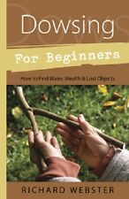 Dowsing for Beginners Book ~ Wiccan Pagan Metaphysical Supply