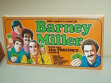 vintage Barney Miller game 1977 Parker Brothers factory sealed New Old Stock