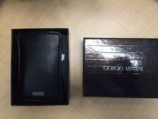 Giorgio Armani leather phone case