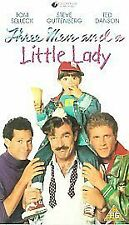 Three Men and a Little Lady [VHS] [1991], Acceptable VHS, Tom Selleck, Steve Gut