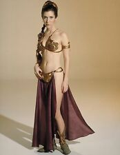 """Carrie Fisher 10"""" x 8"""" Photograph no 4"""