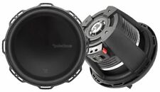 "ROCKFORD FOSGATE T1D412 POWER 12"" SUB 1600W DUAL 4-OHM SUBWOOFER BASS SPEAKER"