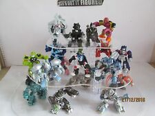TRANSFORMERS-Mini Robot HEROES FIGURE x 20 Serie, Bundle, Joblot, raccolta