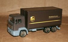 1/64 Scale UPS Truck  United Parcel Service Package Freight Box Delivery Vehicle