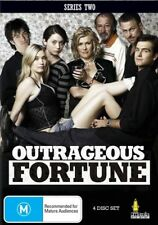 Outrageous Fortune : Series 2 (DVD, 2008, 4-Disc Set)