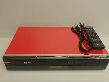 RARE Red Promo LG RC897T DVD Recorder VCR Combo HDTV with 1Year Warranty
