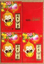 Ang pow red packet  3 pcs new